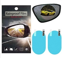 Used Rear view mirror safety film 2 pairs in Dubai, UAE