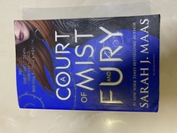 Used A Court of Mist and Fury in Dubai, UAE