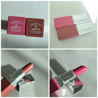 Used 2 pcs Clinique lipsticks with primer in Dubai, UAE