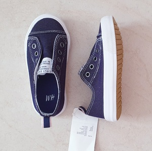 Used H&M shoes for boy brand new in Dubai, UAE