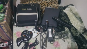 Used Xbox 360 with Full Accessory in Dubai, UAE