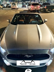 Used Mustang V6 standard 2016 in Dubai, UAE
