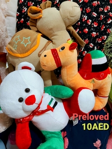 Used Preloved plushies in Dubai, UAE