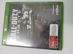 Used Call of duty ghost xbox one (sealed) in Dubai, UAE