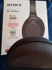 Used Sony wh1000xm3 headphones in Dubai, UAE
