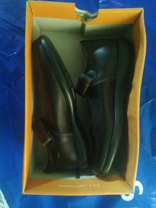 Used original Girls school shoes 30 in Dubai, UAE