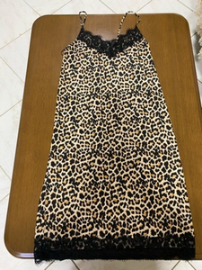 Used Animal dress with metalic top in Dubai, UAE