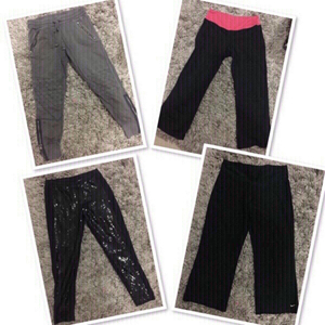 Used 4 Track/Gym Pants for Her size S/M ♥️ in Dubai, UAE
