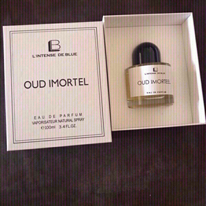 Used Parfum (OUD IMORTEL) L ' intense de blue in Dubai, UAE