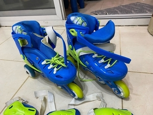 Used Roller / Inline Skates from Soccerx in Dubai, UAE