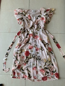 Used Floral summer midi dress  in Dubai, UAE