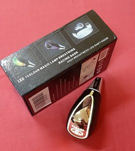 Used Toyota LED shift knob ! in Dubai, UAE
