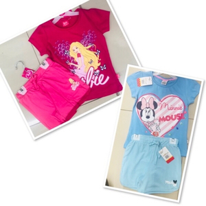 Used 2 sets for girl 3/4 yr old ♥️ in Dubai, UAE