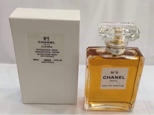 Used Chanel N5 EDP 100 ml tester  in Dubai, UAE