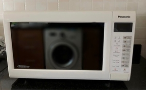 Used Panasonic Microwave in Dubai, UAE