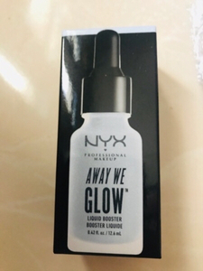 Used NYX liquid booster, original  in Dubai, UAE