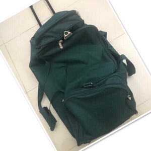 Used President Trolley Bag-Green ♥️ in Dubai, UAE