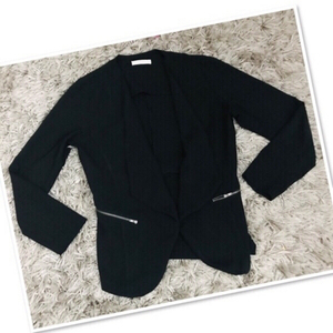 Used Blazer Black- Small / + Free Dress ♥️ in Dubai, UAE
