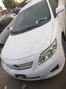 Used Toyota model 2004  in Dubai, UAE
