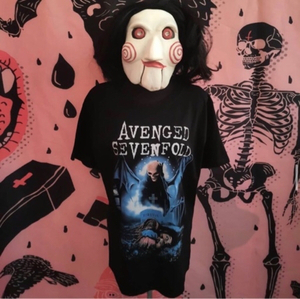Used Avenged Sevenfold Tee Unisex in Dubai, UAE