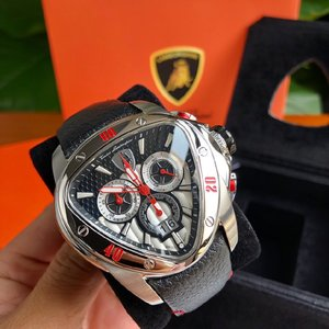 Used Lamborghini high-tech sport watch 46mm in Dubai, UAE