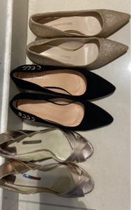 Used Bundle shoes and clothes in Dubai, UAE