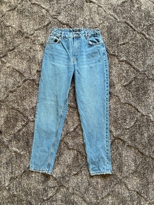 Used Bershka Blue Jeans in Dubai, UAE
