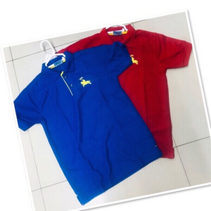 Used 2 polo for Boys size 14/ 5-7 yr old ♥️ in Dubai, UAE