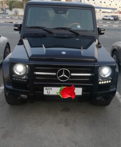 Used Mercedes G55 2010mint condition for sale in Dubai, UAE