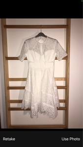 Used Forever New Sweetheart Lace Dress  in Dubai, UAE