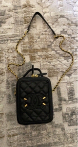 Used Chanel sling bag copy in Dubai, UAE