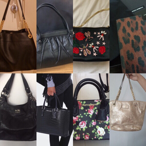Used 55% OFF DESIGNER/BRANDED bags bundle (8) in Dubai, UAE