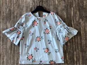 Used H&M's top size L size 14UK in Dubai, UAE