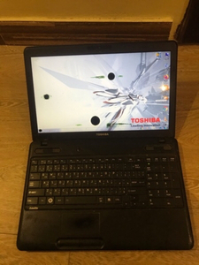 Used Toshiba Laptop in good condition in Dubai, UAE