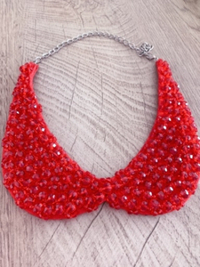 Used Beaded collar in Dubai, UAE