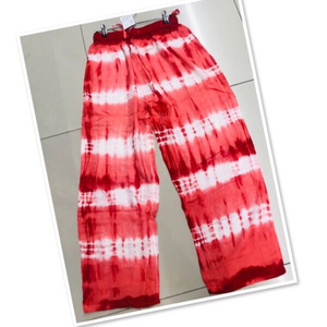 Used Pants Tie Dye size S/M♥️ in Dubai, UAE