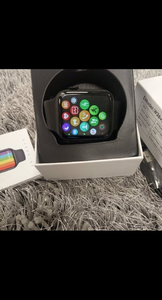 Used APPLE WATCH LIKE SERIES 6 ALL METAL HURR in Dubai, UAE