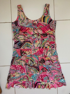 Used Dolce and gabbana style dress in Dubai, UAE