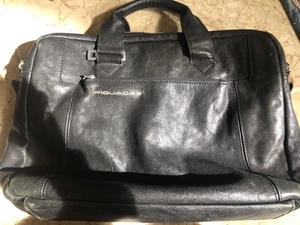 Used Black office bag  in Dubai, UAE