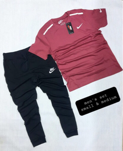 Used Shirt & trouser Nike (B) Large 1 set in Dubai, UAE