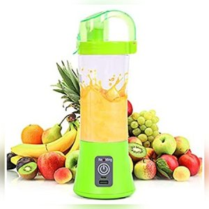 Used New juicer cup with power bank function in Dubai, UAE
