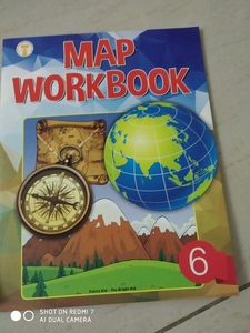 Used MapBook grade 6 in Dubai, UAE