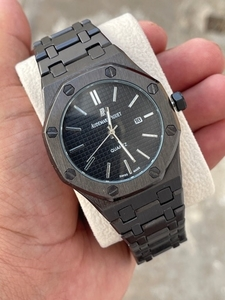 Used AP black Elegant watch in Dubai, UAE