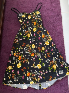 Used Floral dress by dolce and gabbana  in Dubai, UAE