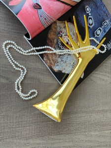Used KARE Jewellery golden holder NEW in Dubai, UAE