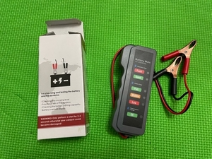 Used car battery tester 3pcs in Dubai, UAE