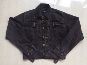 Used gucci denim jacket, medium (vintage) in Dubai, UAE
