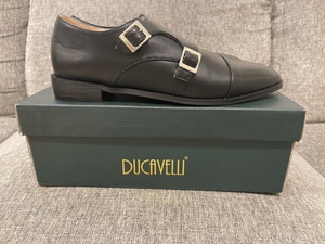 Used New men's shoes size 43 in Dubai, UAE