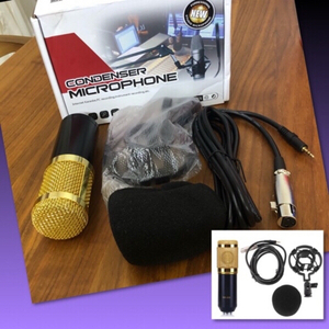 Used # 2 CONDENSER MICROPHONES in Dubai, UAE