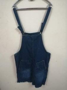 Used Women's summer suit  jumpsuit with wide in Dubai, UAE